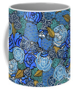 Lucia's Flowers Coffee Mug