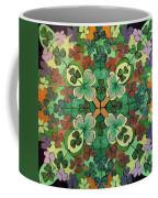 Lucky Day  Mandala Coffee Mug