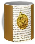 Lucky Leo Charms Coffee Mug