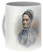 Lucretia Coffin Mott Coffee Mug by Granger