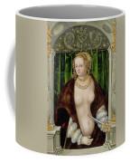 Lucretias Suicide Coffee Mug