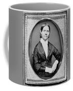 Lucy Stone, American Abolitionist Coffee Mug