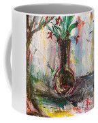 Lucy Vase Coffee Mug