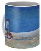 Lucy's Beach Coffee Mug