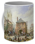 Ludlow Coffee Mug by Louise J Rayner