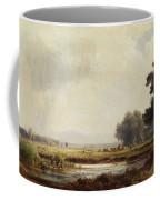 Ludwig Deutsch, Landscape Coffee Mug