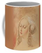 Ludwig Emil Grimm, Potrait Of Hedwig Von Munchhausen, Later Von Scholley Coffee Mug