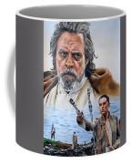 Luke And Rey Coffee Mug