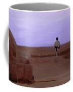 Luke Skywalker Tatooine Sunset Coffee Mug