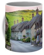 Lulworth Cottages Coffee Mug