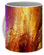 Luminous - Abstract Art Coffee Mug by Jaison Cianelli