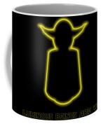 Luminous Yoda Coffee Mug