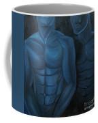 Luna Azul Coffee Mug