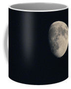 Lunar Surface Coffee Mug
