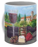 Lunch In Provence Coffee Mug