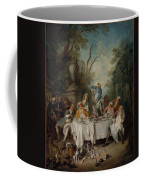Luncheon Party In A Park Coffee Mug