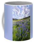 Lupine Pass Coffee Mug