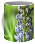Lupinus Polyphyllus Coffee Mug