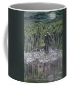 Lupus Luna Coffee Mug