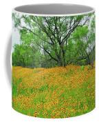 Lush Coreopsis Coffee Mug