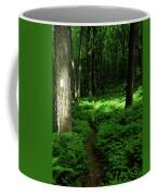Lush Green At 2 Coffee Mug