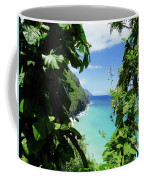 Lush Kauai Coffee Mug