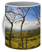Lush Land Leafless Trees I Coffee Mug