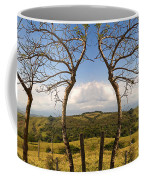 Lush Land Leafless Trees IIi Coffee Mug