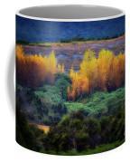 Lush New Zealand Countryside Coffee Mug