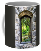 Lushness Beyond The Walls Coffee Mug