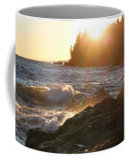 Lutsen Shore Coffee Mug