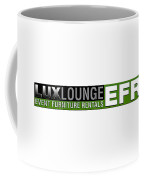 Lux Lounge Efr Coffee Mug