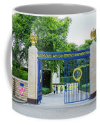 Luxembourg American Cemetery And Memorial Coffee Mug
