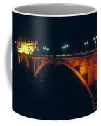 Luxembourg Bridge Coffee Mug