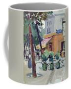 Luxembourg Gardens Coffee Mug