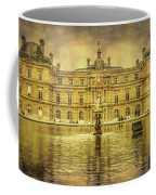Luxembourg Palace Paris Coffee Mug