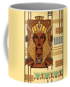 Luxor Deluxe Coffee Mug by Tara Hutton