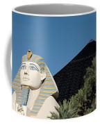 Luxor Hotel Las Vegas Coffee Mug