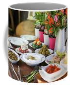 Luxurious Breakfast Buffet  Coffee Mug