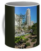 Luxury High Rise Apartments Coffee Mug