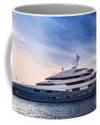 Luxury Yacht Coffee Mug