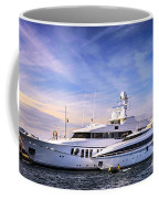 Luxury Yachts Coffee Mug