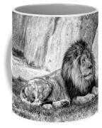 Lyin' In The Shade Coffee Mug
