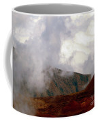 Lying Dormant In The Clouds II- Haleakala Coffee Mug