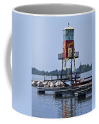 Lyman Harbor Lighthouse Coffee Mug