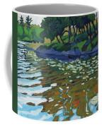 Lyndhurst Lake Coffee Mug