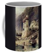 Lynmouth In Devonshire Coffee Mug