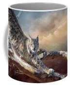 Lynx Spirit Coffee Mug