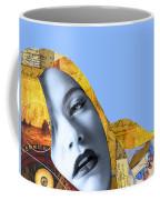 M. Butterfly Coffee Mug