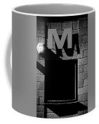 M For Many Coffee Mug